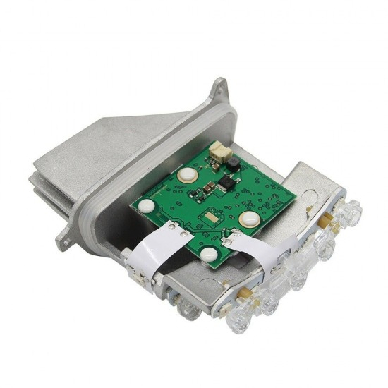 AH LED Headlights Control Unit Turn Signal Arrow Indicator Module For 3 Series 63127245813 63127245814