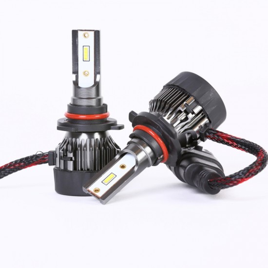AH Auto LED Headlight Bulbs Conversion Kit 9005-9006,CREE Chips,45W,6000K Extremely Bright All-in-One Conversion Kit