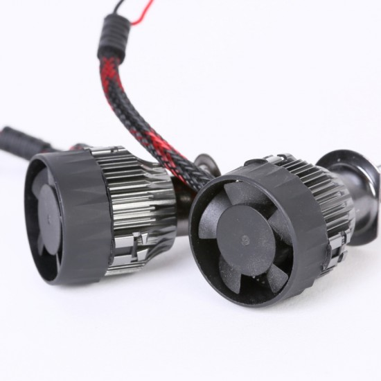 AH Auto LED Headlights Bulbs All-in-One Conversion Kit - H1,CREE Chips,45W,6000K Extremely Bright Conversion Kit